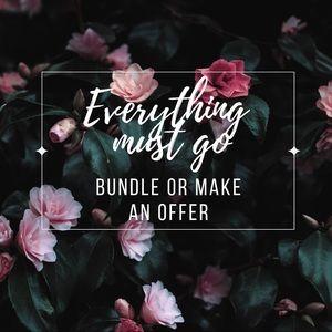 Make me an offer! Forever21 , ASOS, Blu Pepper